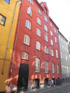 Magstræde 13 - Nybrogade 26-26a - lille - tv