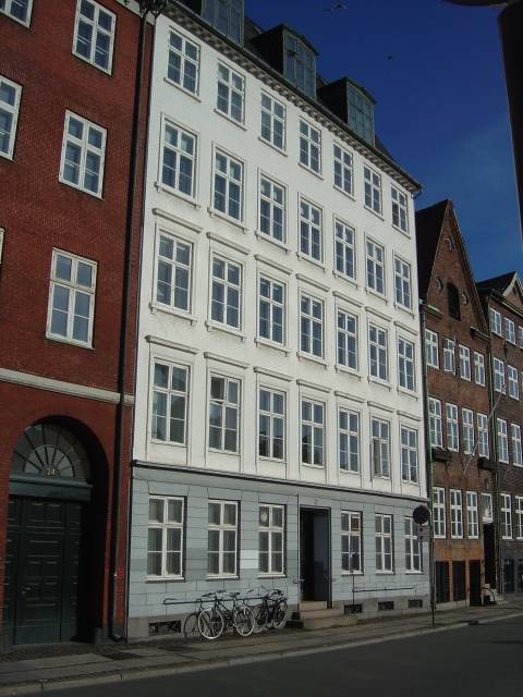 Magstræde 9 - Nybrogade 22 - 1