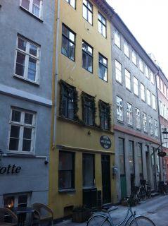 Mikkel Bryggers Gade 7 - lille - tv