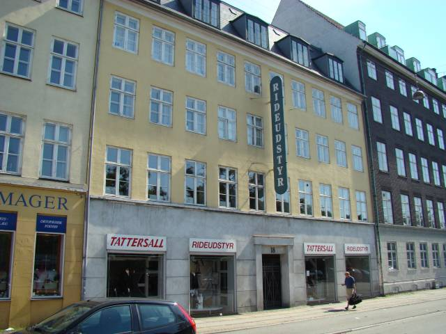 Nørre Voldgade 18 - 1