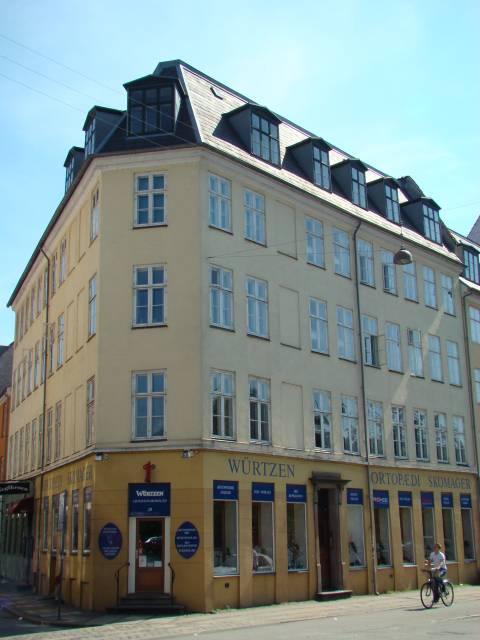 Nørre Voldgade 20 - Teglgårdsstræde 15 - 1