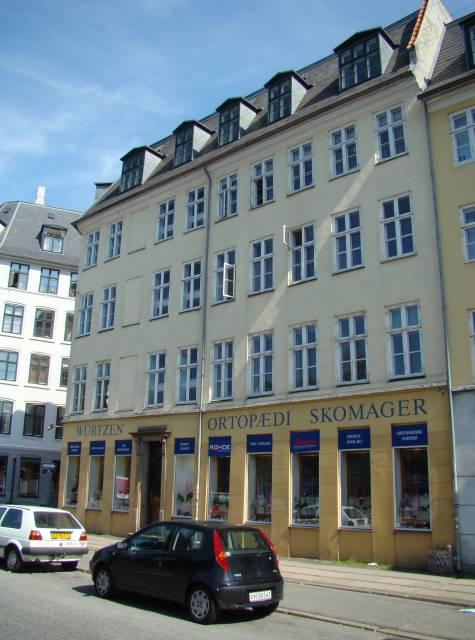 Nørre Voldgade 20 - Teglgårdsstræde 15 - 2