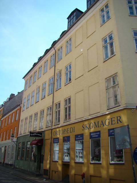 Nørre Voldgade 20 - Teglgårdsstræde 15 - 4
