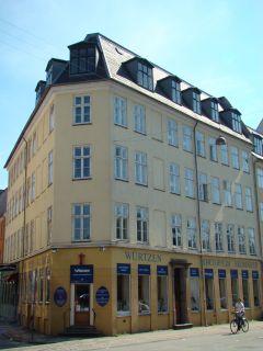 Nørre Voldgade 20 - Teglgårdsstræde 15 - lille - tv