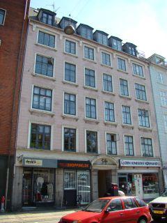 Nørre Voldgade 54 - lille - tv