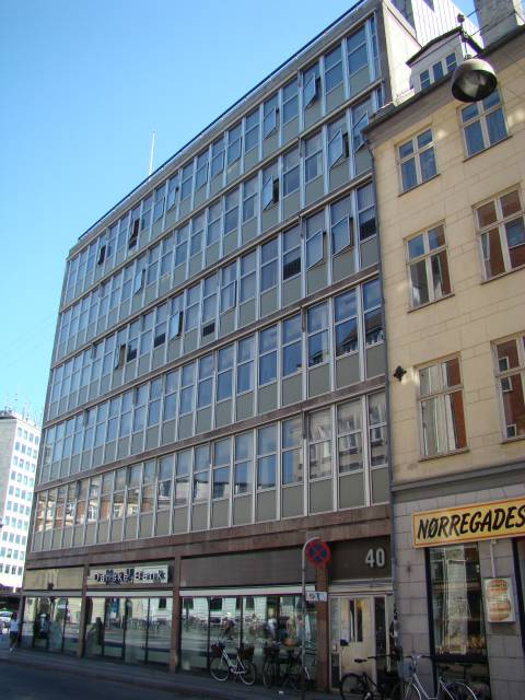 Nørre Voldgade 68 - Nørregade 40 - 3