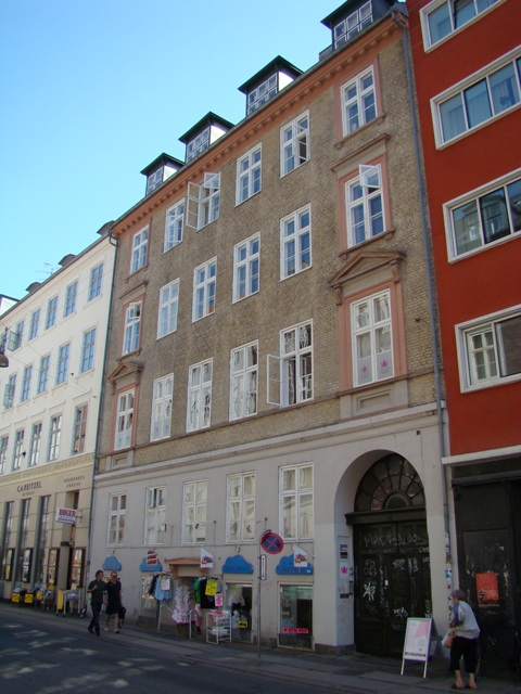 Nørregade 12-20 - Fiolstræde 3-9 (a) - her Nørregade 18