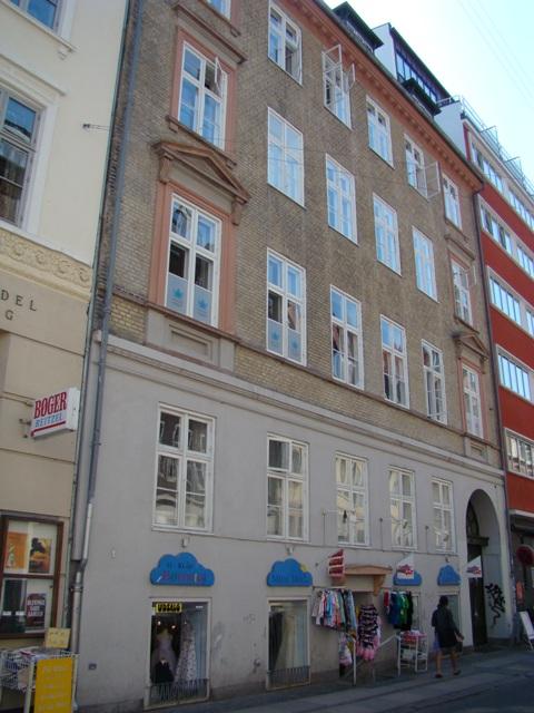 Nørregade 12-20 - Fiolstræde 3-9 (b) - her Nørregade 18