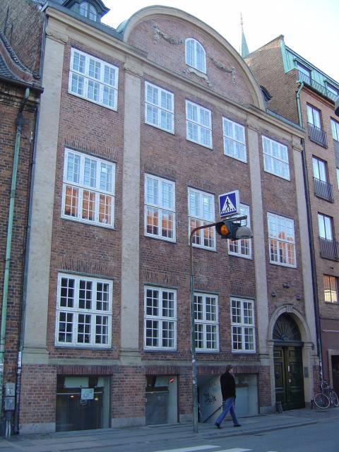 Nørregade 13 - Sankt Peders Stræde 3 - 1