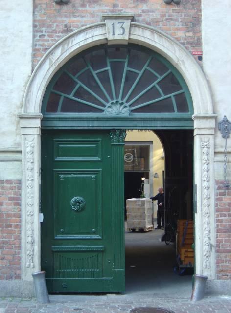 Nørregade 13 - Sankt Peders Stræde 3 - 4