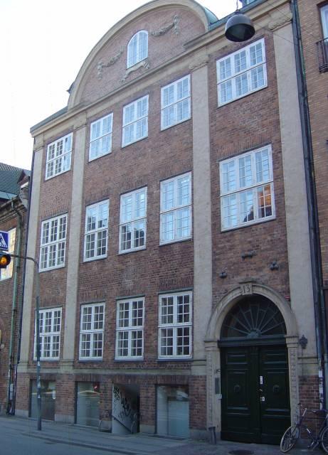 Nørregade 13 - Sankt Peders Stræde 3 - 5