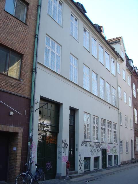 Nørregade 13 - Sankt Peders Stræde 3 - 6