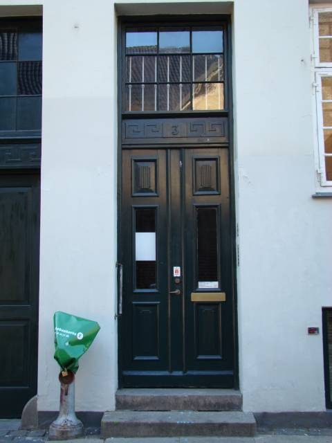 Nørregade 13 - Sankt Peders Stræde 3 - 7