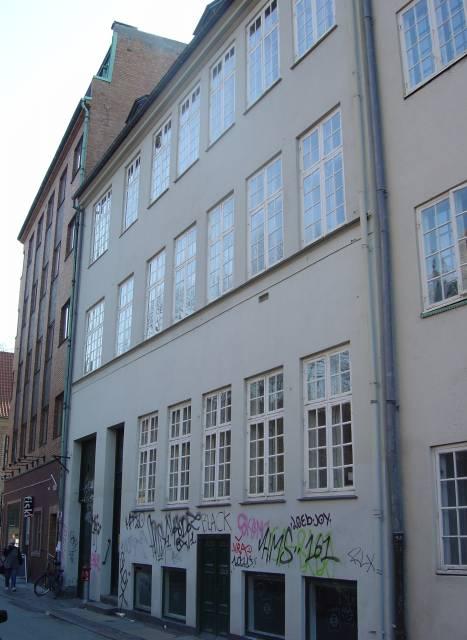 Nørregade 13 - Sankt Peders Stræde 3 - 8