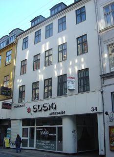 Nørregade 34 - lille - th