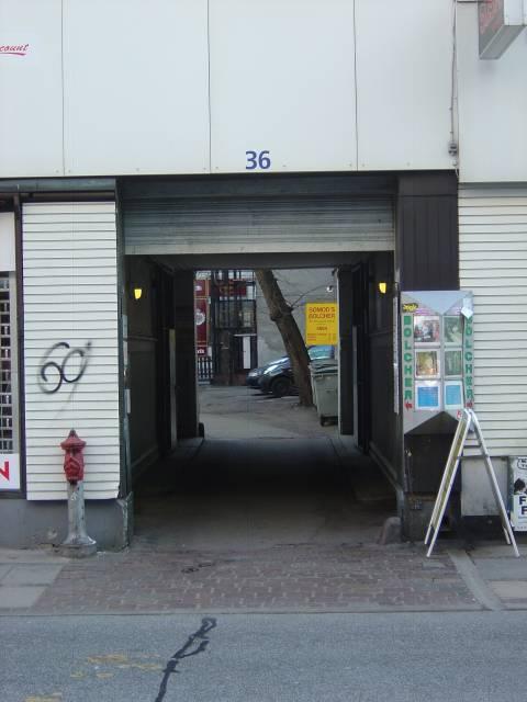 Nørregade 36 - 3