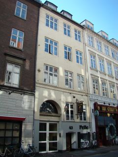 Nørregade 43a-b - lille - tv