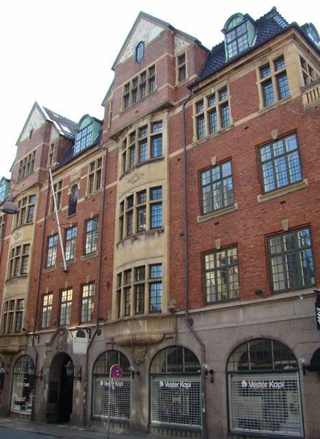 Nørregade 7-7a-e - Studiestræde 3 - 3