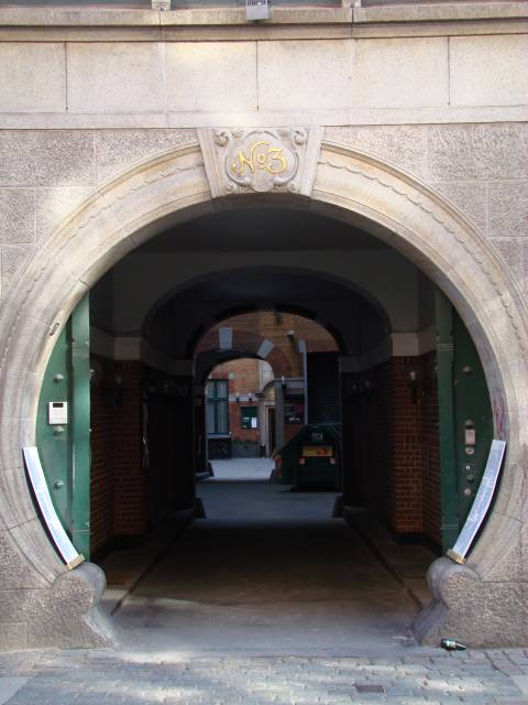 Nørregade 7-7a-e - Studiestræde 3 - 9