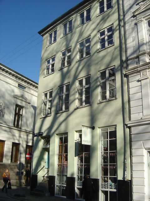 Niels Hemmingsensgade 22 - Valkendorfsgade 19 - 2