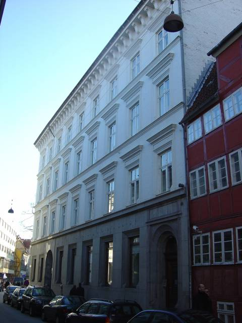 Niels Hemmingsensgade 7-9 - Valkendorfsgade 16 - 2