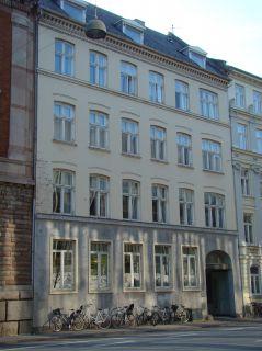 Niels Juels Gade 5 - lille - tv