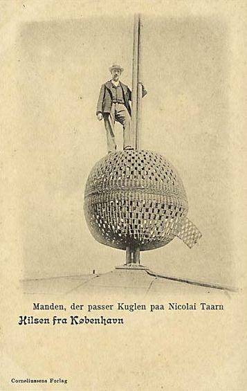 Nikolaj Plads 10-12 - 22 - ældre postkort