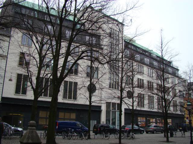 Nikolaj Plads 2-8 - Østergade 47 - 9