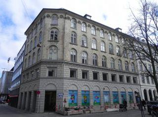 Nikolaj Plads 5 - lille - tv