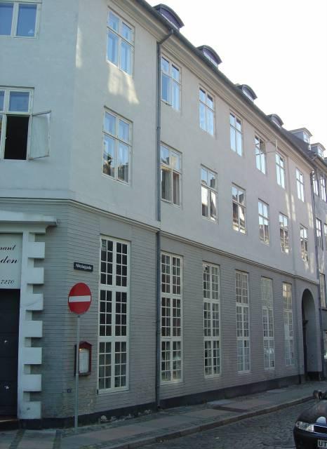 Nikolajgade 15 - Vingårdstræde 21 - 4