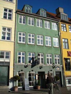 Nyhavn 15 - lille - tv