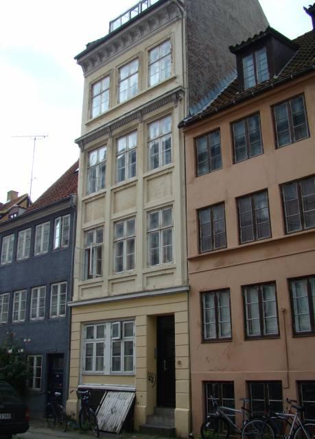 Olfert Fischers Gade 11 - 3