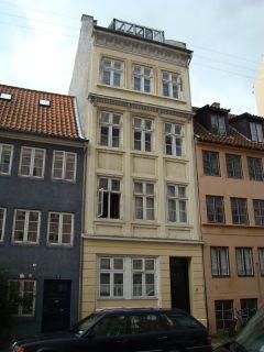 Olfert Fischers Gade 11 - lille - tv
