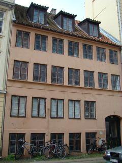 Olfert Fischers Gade 13 - lille - tv