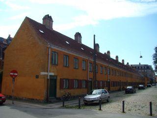 Olfert Fischers Gade 19-37 - lille - tv