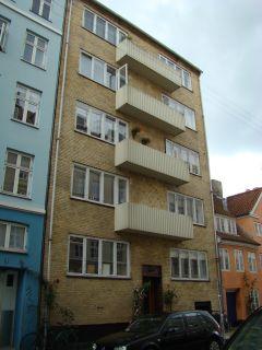 Olfert Fischers Gade 3 - lille - tv