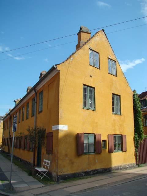 Olfert Fischers Gade 39-43 - 1