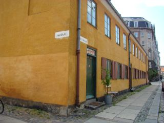Olfert Fischers Gade 39-43 - lille - tv
