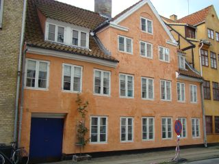 Olfert Fischers Gade 5 - lille - tv