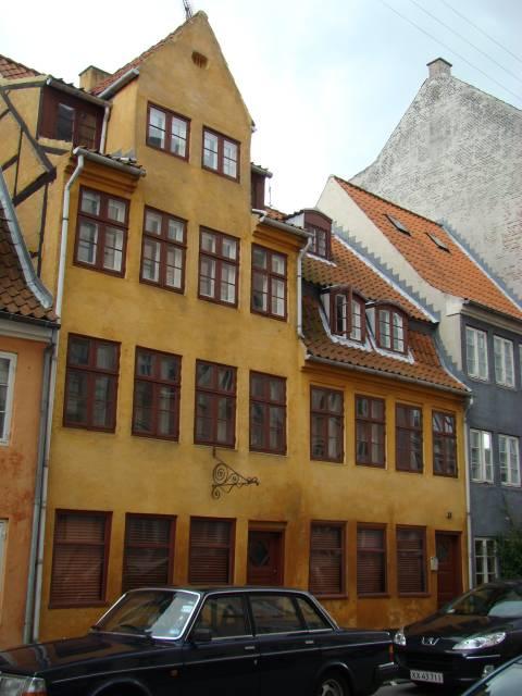 Olfert Fischers Gade 7 - 1