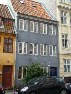 Olfert Fischers Gade 9 - lille - tv