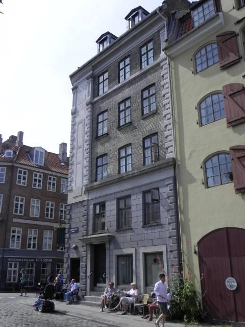 Overgaden Neden Vandet 43 - Sankt Annæ Gade 9-11 - 3