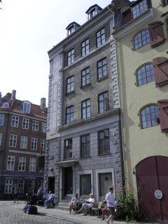 Overgaden Neden Vandet 43 - Sankt Annæ Gade 9-11 - lille - th