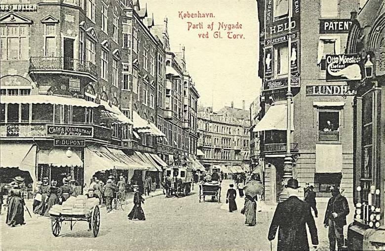 parti-fra-nygade-ved-gammel-torv-i-koebenhavn-gm-no-3188-postkort-uden-aar