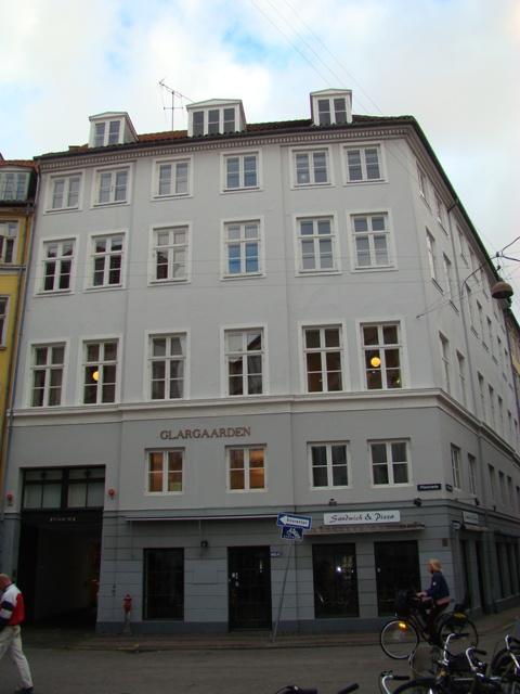 Pilestræde 40a-b - Sværtegade 1a-b - 1