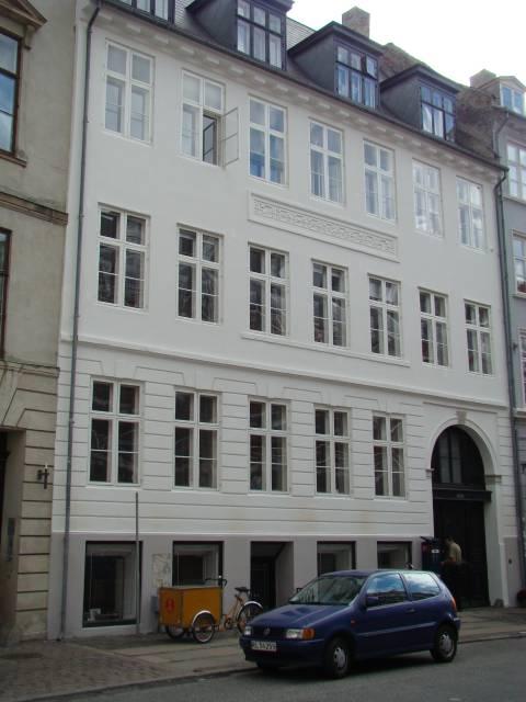 Rådhusstræde 3-3a-b - 1