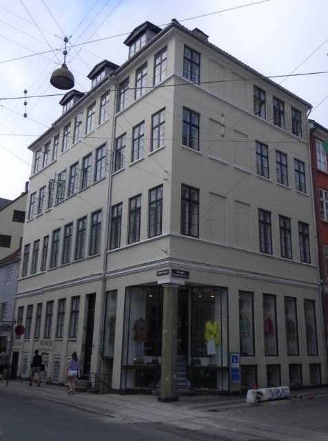Rådhusstræde 8-8a - 1