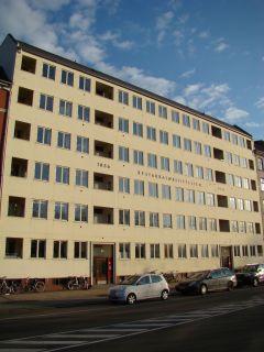 Rigensgade 25-27 - Øster Voldgade 28-30 - lille - tv