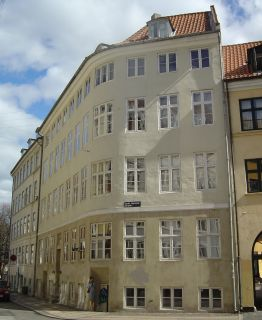 Rosenborggade 10 - lille - tv