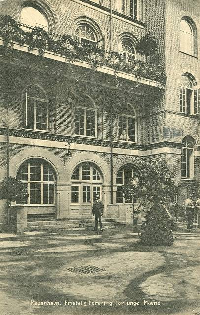 Rosenborggade 15-17 - 9 - ældre postkort